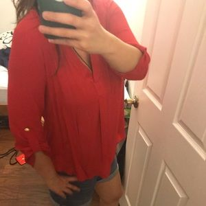 Red lush blouse 3 for $18